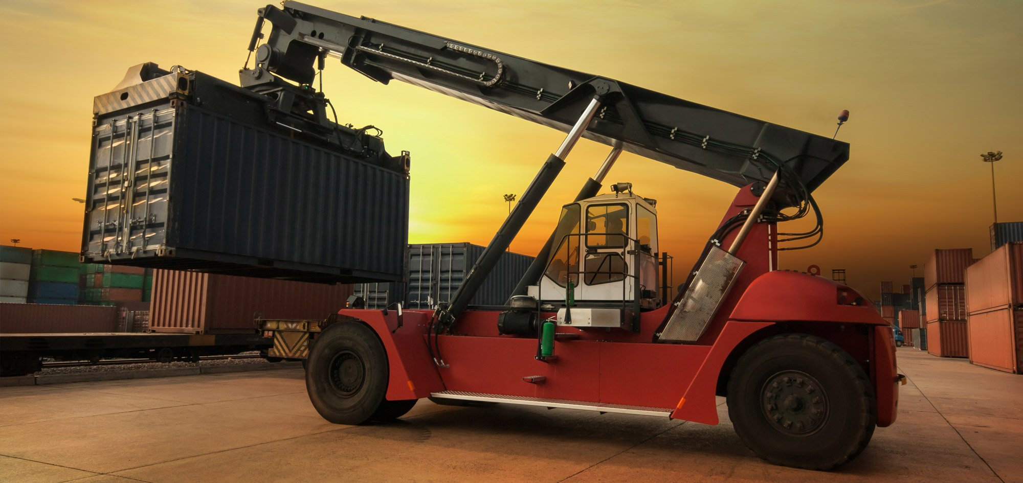 Container Transport Services in BC, WA, OR